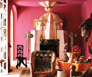 Vibrant Moroccan Residence