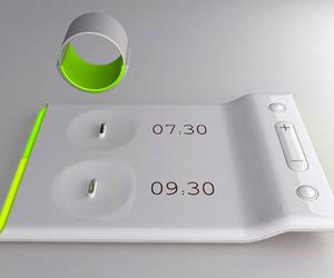 Vibrating Ring Alarm Clock