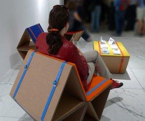 Vienna Design Week 2011 - 4/6 Lounge Chair