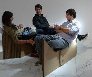 Vienna Design Week 2011 - Lounge Cube