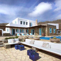 Vila Anassa in Mykonos, Greece