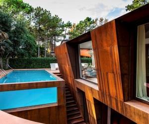 Villa al Mare by Lanfranco Pollini