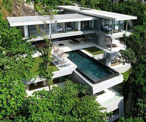 Villa Amanzi, Thailand