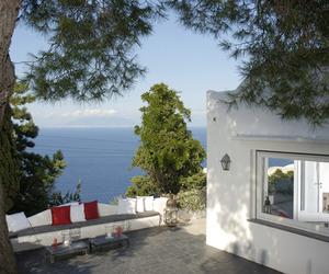 Villa Anacapri by Fabrizia Frezza Architecture & Interiors