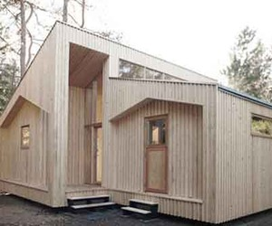 Villa Asserbo, A Printed Sustainable Prefab House