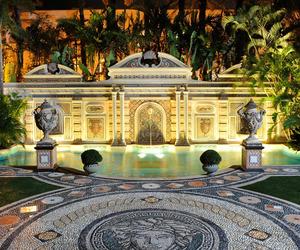 Villa By Barton G. Restores Versace's Vision