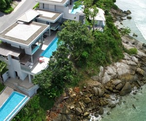 Villa Chi in Cape Sienna Resort, Phuket