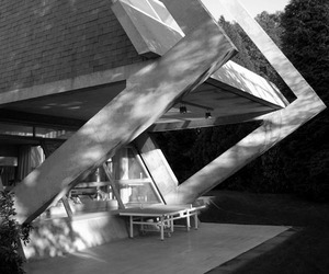 Villa Drusch by Claude Parent