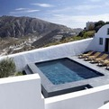 Villa Fabrica: A Sleek and Stylish Retreat on Santorini