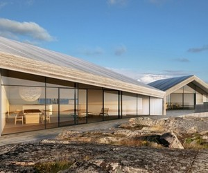 'Villa Flattarna' Residence by Wingardh Arkitektontor