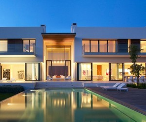 Villa in Andalucia, Spain by McLean Quinlan Architects
