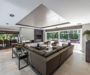 Villa in the Dunes by Centric Design Group