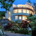 Villa Kulangsu in West Vancouver by Fook Weng Chan