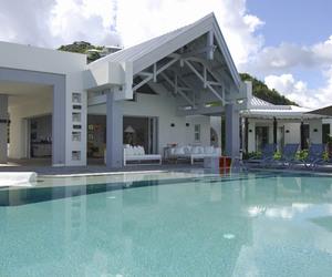 """Villa """"Le Reve"""" in Saint-Martin"""