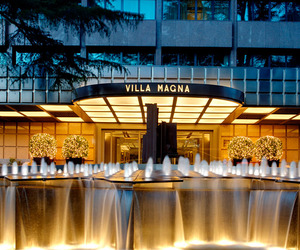 Villa Magna Hotel Provides VIP Access to the Prado