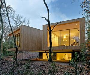 Villa on a Dune by Architecten CSK