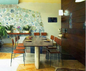 Villa Planchart by Gio Ponti with a garden by Roberto Burle Marx