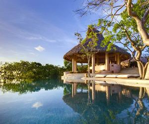 Villa Sheherezade on Mustique Island by Manolo Mestre