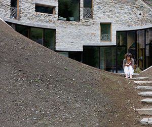 'Villa Vals' in Switzerland by SeARCH and CMA