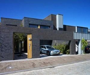 Villa Vollebregt in Amsterdam by JAM* Architects
