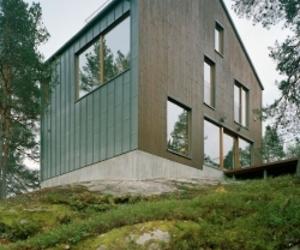 Villa Vy by Kjellander and Sjoberg