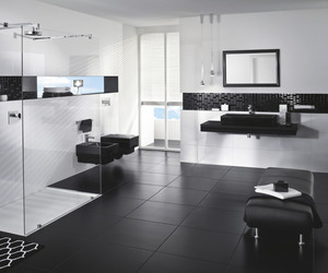 Villeroy and Boch in Black