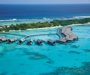 Villingili Resort and Spa in Gorgeous Maldives