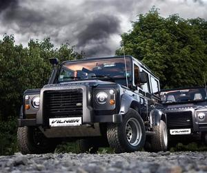 Vilner Land Rover Defenders