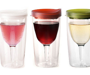 Vino2Go, The Wine Drinker's Sippy Cup