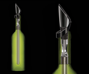 VinOice...wine chiller & pourer