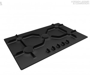 Innovative Cast Iron Rangetop