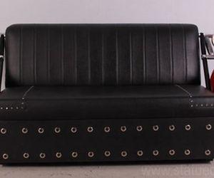 'Vintage Bike Sofa'