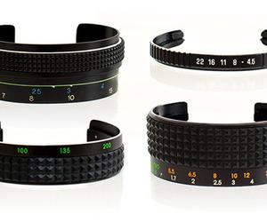 Vintage Camera Lens Bracelets