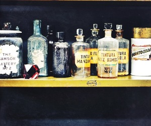 Vintage Caribbean Apothecary Ground Pontil Bottles