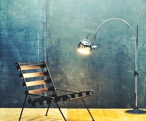 Vintage Mid-Century Modern Dutch Gepo Floor Lamp