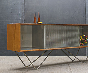 Vintage Prototype Florence Knoll Vladimir Kagan Credenza