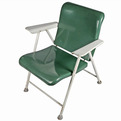 Vintage Russel Wright Folding Samson Chair