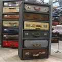 Vintage Suitcase Drawers | by James Plumb