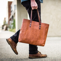 Vintage Tote Bag, by Whipping Post