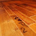 Vintage Wine Barrel Wood Flooring
