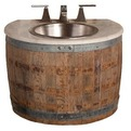 Vintners Collection from Salvaged Wine Barrels