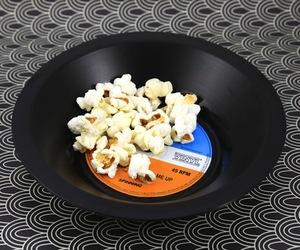 Vinyl Album Record Bowl