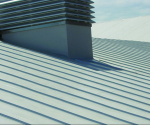 Vinyl Rib Roofing from Duro-Last Roofing
