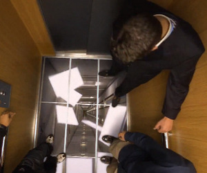 Viral LG Elevator Ad Scares The Crap Out of People [Video]