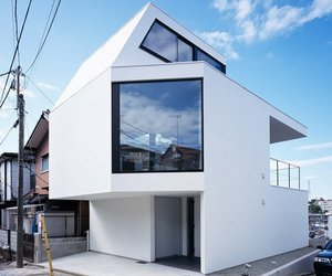 Vista House by Apollo Architects