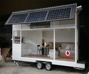 Vodafone Mobile Home by Waskman and Culdesac Studio