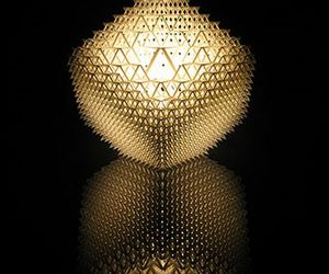 Volume MGX Lamp by Simon Spagnoletti