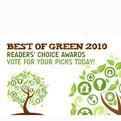 Vote for materialicious @ TreeHugger!