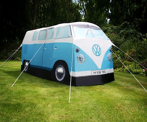 VW Bus Camping Tent