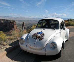 VW Super Beetle Custom 1973